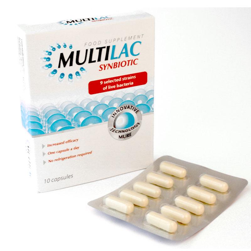 Multilac-Symbiotic